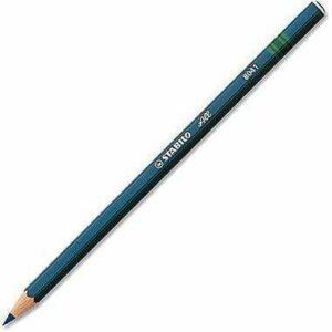 Blue Stabilo Pencil
