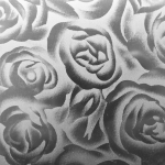 118 Silver Roses