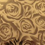 119 Gold Roses