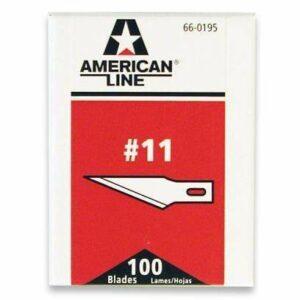 Hobby Blade 100 Pack