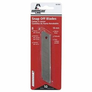 Snap Off Blades 18 MM