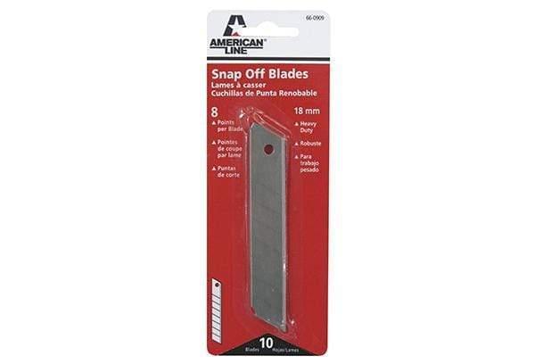 Snap Off Blades 18 MM Creative Craft Vinyl