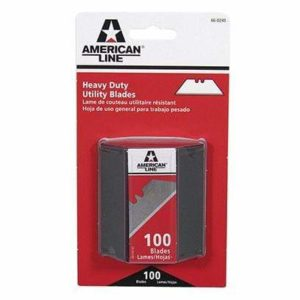 Utility Blades 100 Pack