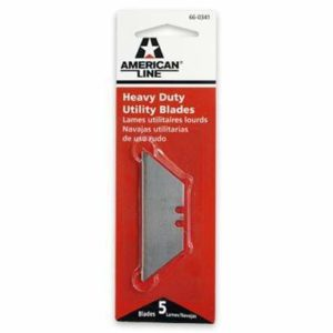 Utility Blades 5 Pack