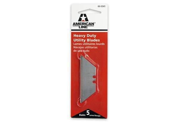Utility Blades 5 Pack Creative Craft Vinyl