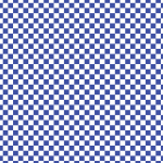 Blue Checkered