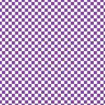 Purple Checkered