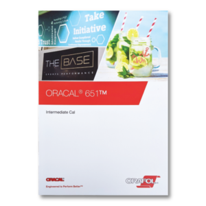 ORACAL® 651 Color Chart